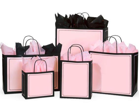 CustomPrintBox Paper Shopping Bag Gift Bag 13